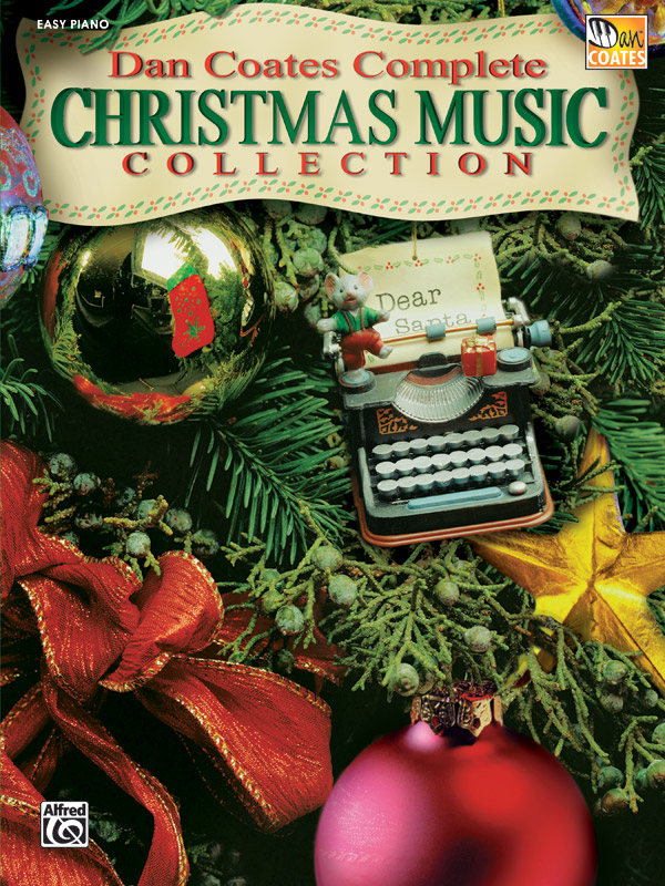 Dan Coates Complete Christmas Music Collection EASY PIANO
