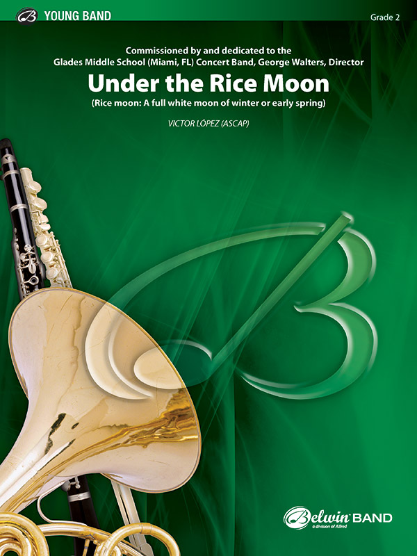 UNDER THE RICE MOON YOUNG BAND LOPEZ