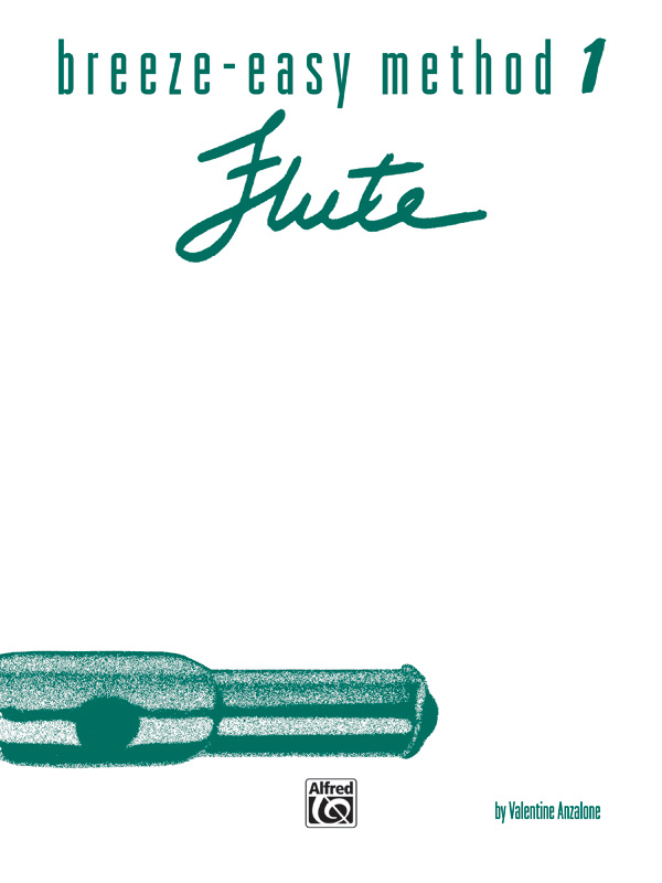 BREEZE EASY METHOD 1 ANZALONE (BE0007 ) (Flute Methods )