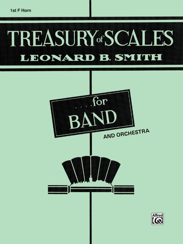 TREASURY OF SCALES HORN F 1ST SMITH