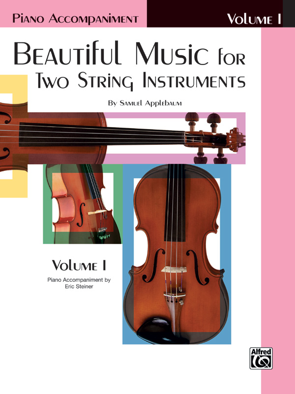 BEAUTIFUL MUSIC FOR 2 STRING INSTRUMENTS 1 PIANO ACCOMPANIME