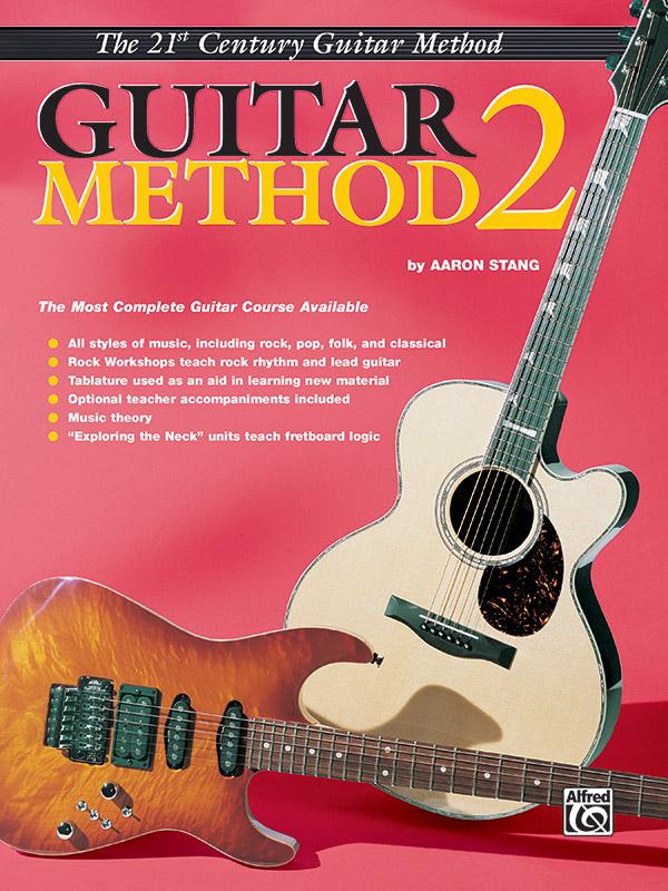 Belwin's 21st Century Guitar Method, Book 2