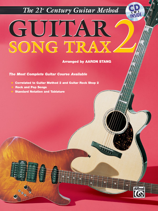 21st Century Guitar Song Trax 2 with CD