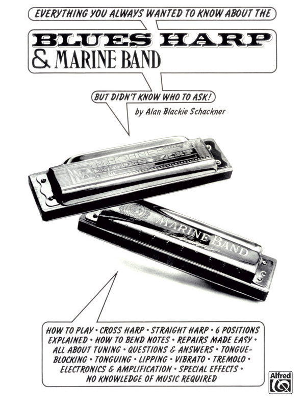 HOHNER MARINE BAND 1896 A