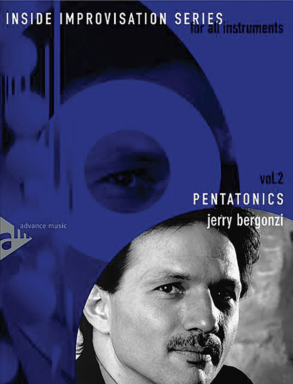 INSIDE IMPROVISATION 2 PENTATONICS BERGONZI BKCD