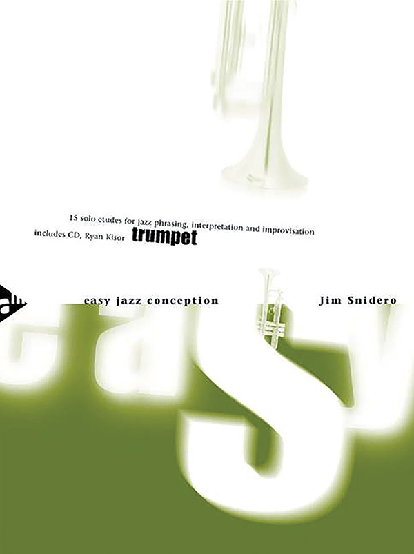 Easy Jazz Conception: Trumpet by Snidero