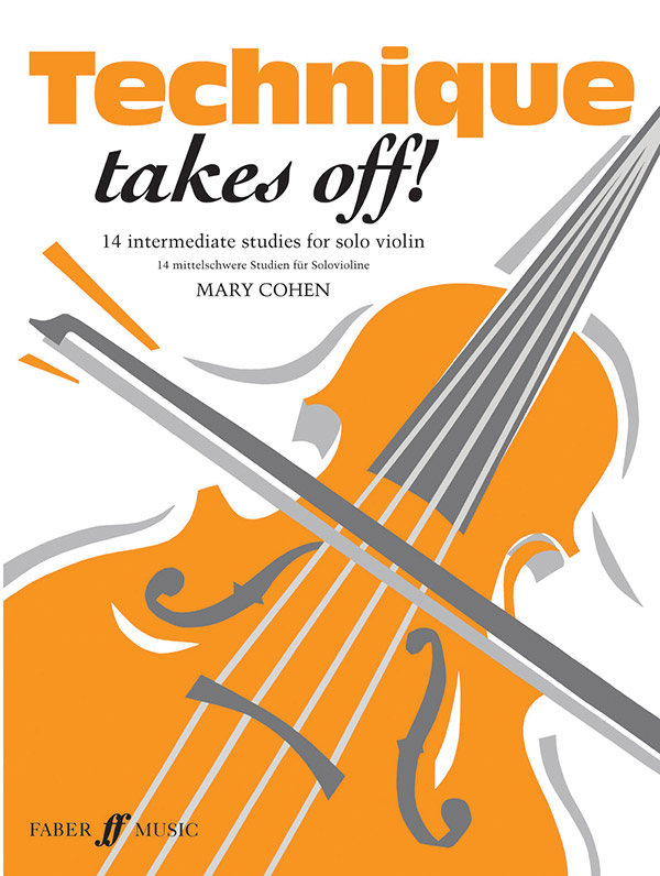 Cohen: Technique Takes Off! for Violin