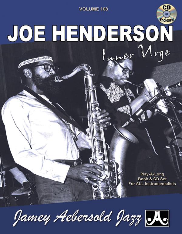 AEBERSOLD JAMEY 108 JOE HENDERSON INNER URGE HENDERSON BKCD