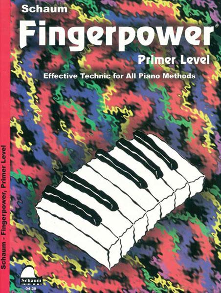Schaum Fingerpower Primer