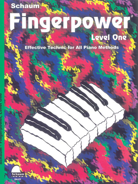 Schaum Fingerpower Book 1