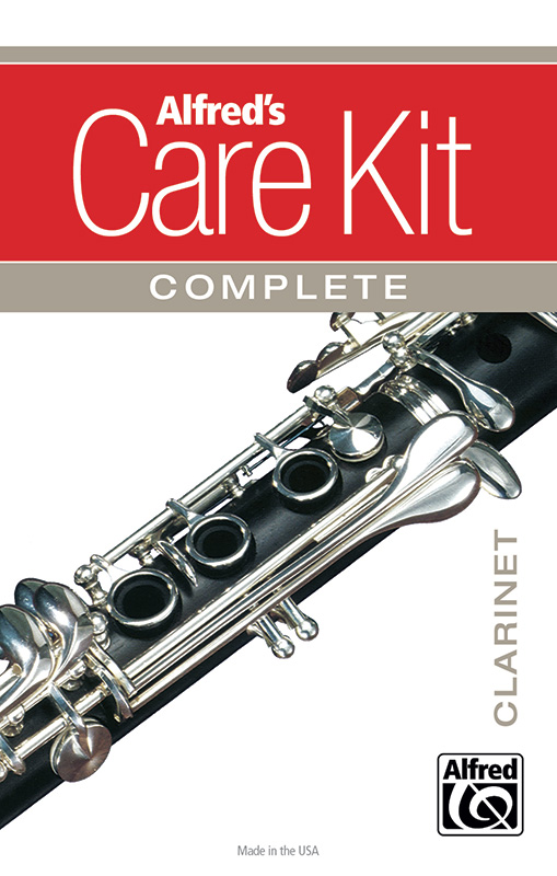 Alfred's Clarinet Care Kit