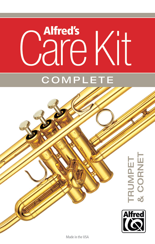 Alfred's Trumpet Care Kit Complete