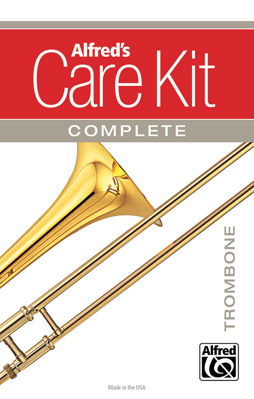 Alfred's Trombone Care Kit Complete