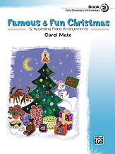 Famous And Fun Christmas,  Book 2