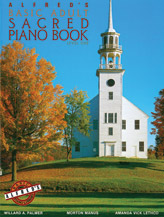 Alfred's Basic Adult Piano Course Sacred Book Lv1