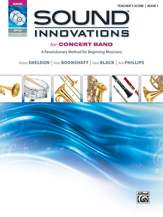Sound Innovations Band Book 1 Tenor Sax