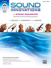 Sound Innovations For String Orchestra Bk1 (Violin)