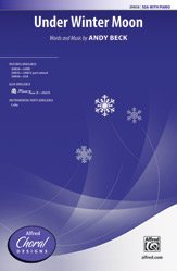 Under Winter Moon (SSA)