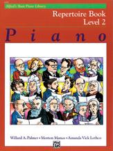 Alfred's Basic Piano Course Repertoire Book 2