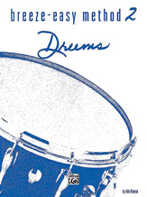 Breeze-Easy Method For Drums Book 2
