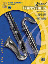 Band Expressions Book 1 for Bb Clarinet