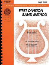 1ST DIVISION BAND METHOD 3 BARITONE BC WEBER