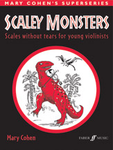 Cohen: Scaley Monsters (Violin)