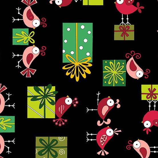 Holiday Tweets Tweets in Black