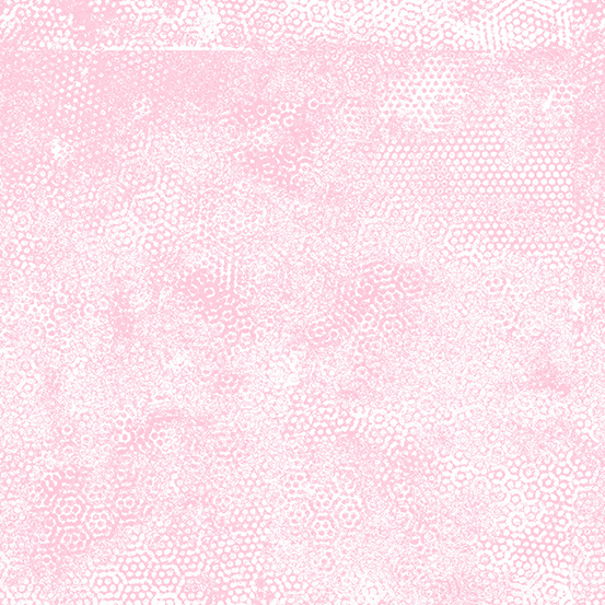 Pink - Dimples Mist by Andover Fabrics