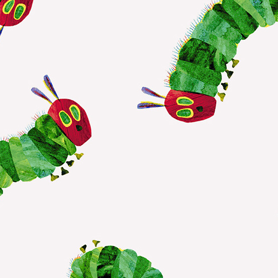 The Very Hungry Caterpillar Rainbow -- A-5281-M