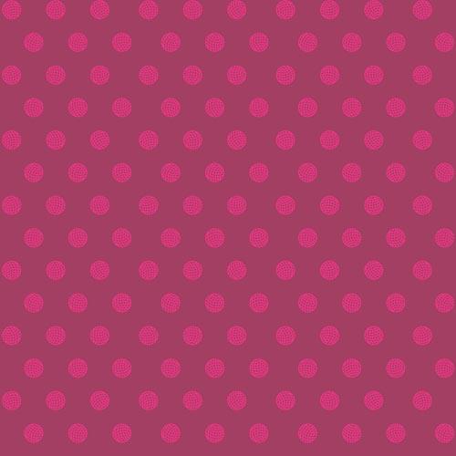 Sun Print 2016 Pink Sphere on Raspberry (Sphere Raspberry)