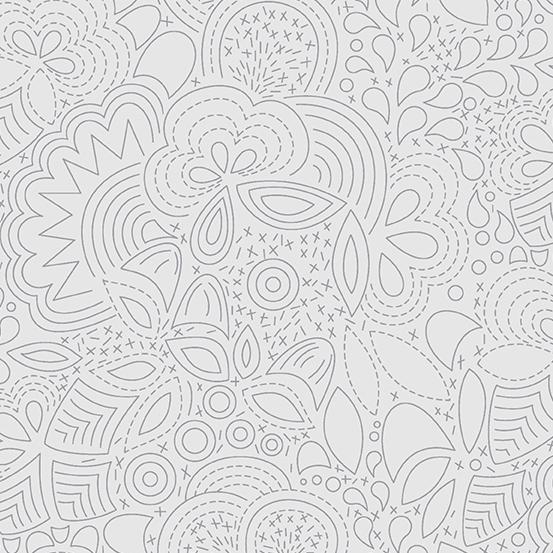 Sun Print 2020: Stitched - Shadow