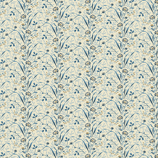 Andover Blue Sky by Laundry Basket Quilts  A-8508-B