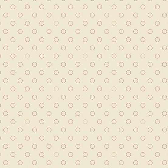 Braveheart Ecru Bubbles A-8515-RL