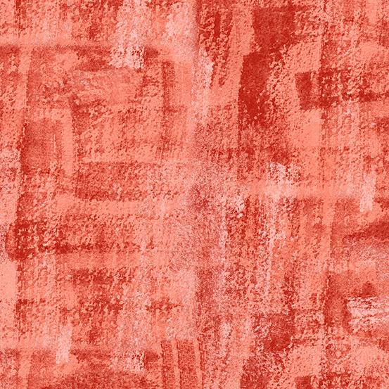 Andover Brushline Coral by Kim Schaffer