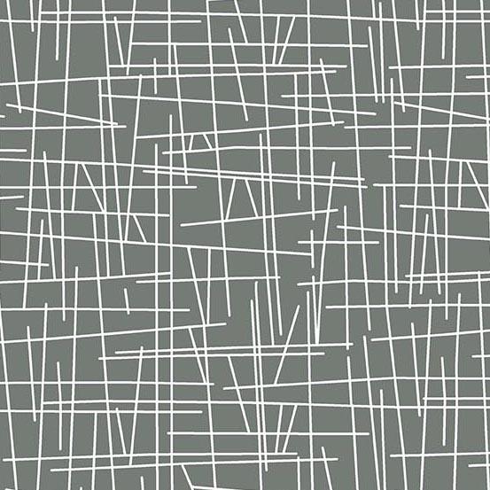 Andover Pick-Up Sticks Medium Grey