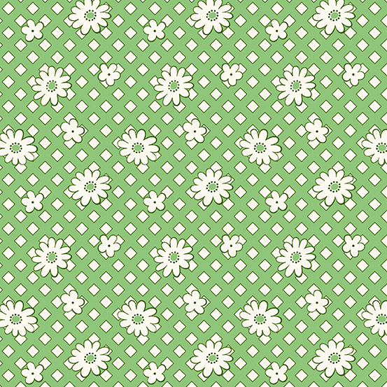 Lottie Ruth Kathy Hall for Andover Fabrics A-8777-G