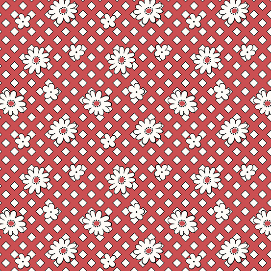 Andover Fabrics Lottie Ruth  Kathy Hall for A-8777-R