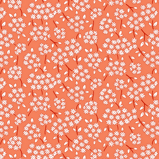 Lottie Ruth  Kathy Hall for Andover Fabrics A-8778-O