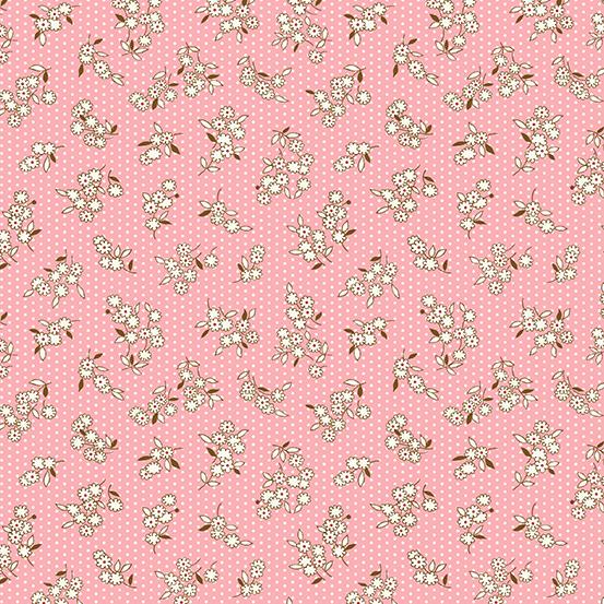 Lottie Ruth by Kathy Hall for Andover Fabrics  A-8782-E