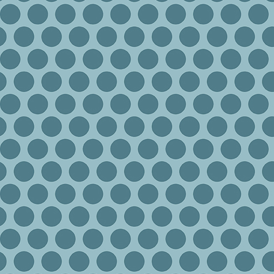 Andover - Something Blue by Laundry Basket Quilts A-8831-W