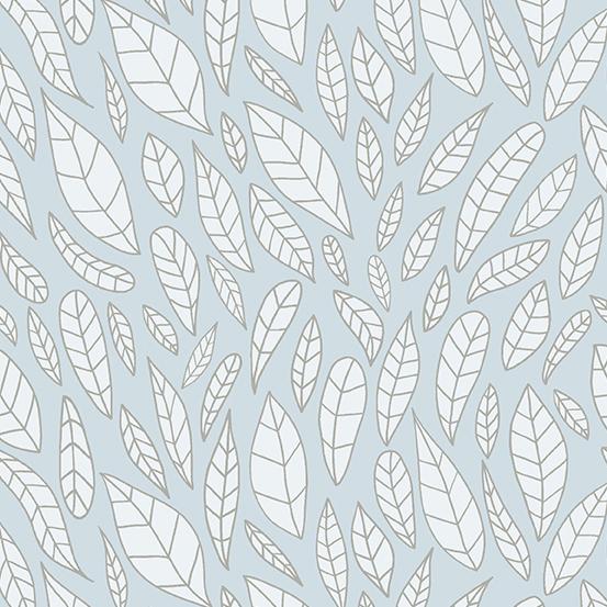 Mosaic Leaves Shale