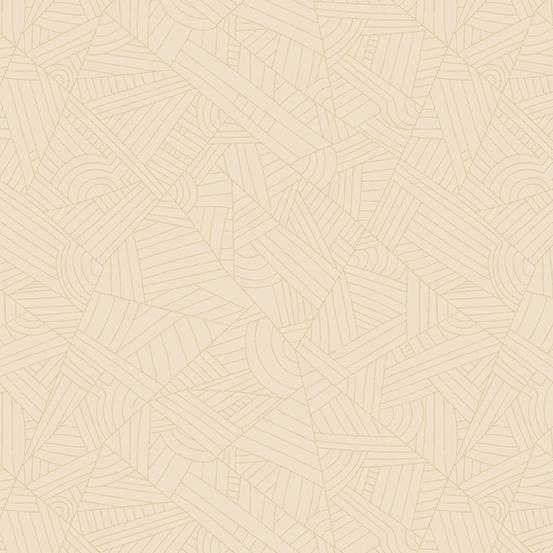 Mosaic Lines Papyrus