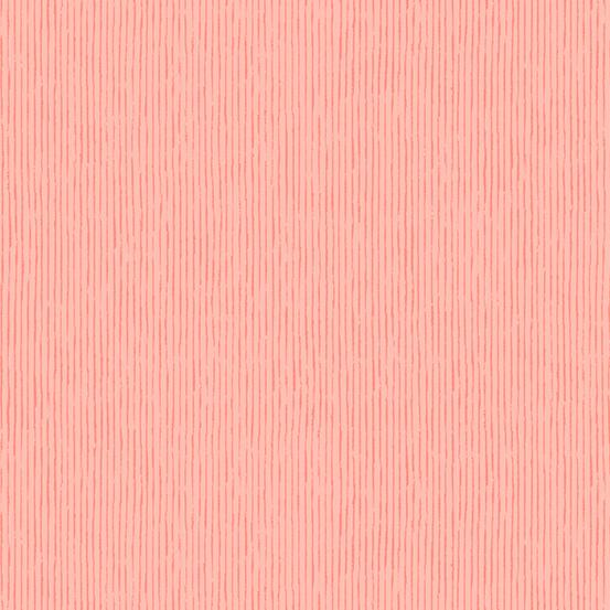Top Drawer - French Press Stripe - Coral