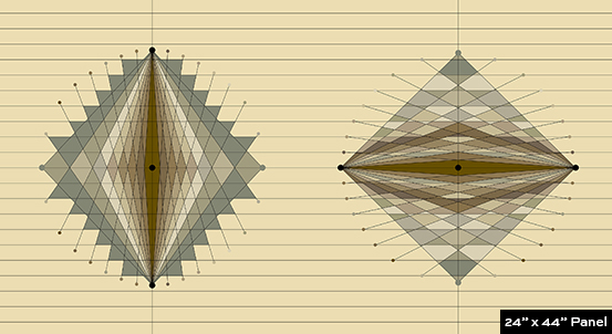 Quantum A-8955-N panel