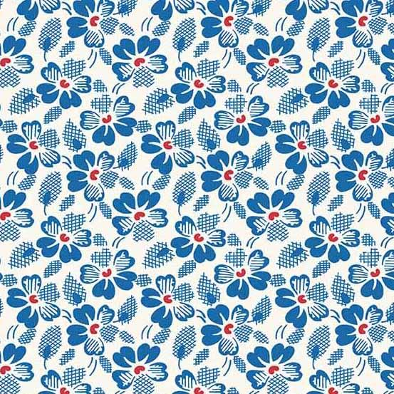 Andover Fabrics - Adeline A-8968 B