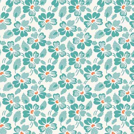 Andover Fabrics - Adeline A-8968-T