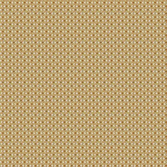 Brown Geometric Adeline A-8970-N