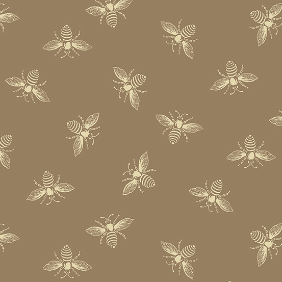 Riviera Rose A-9084-N Gold Bees