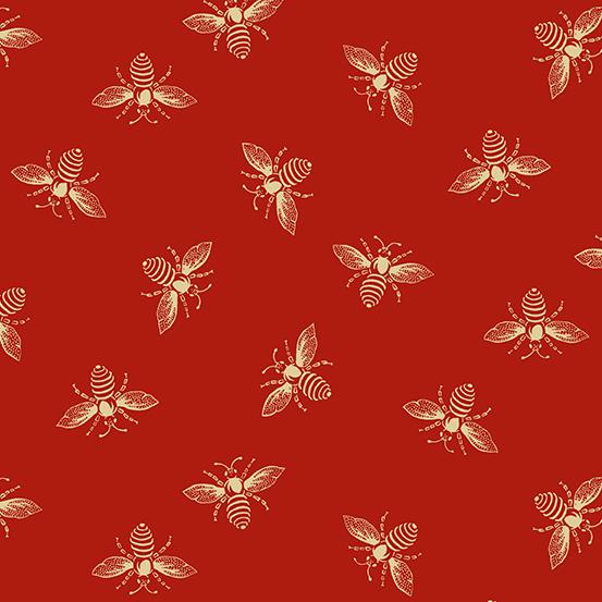 Andover Fabrics - Beehive - Renee Nanneman -  A-9084-R